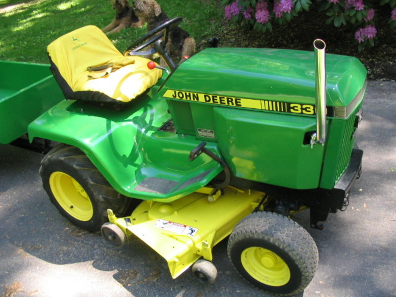 Ford 914 Mower Deck Blades : A riding mower that will last you the rest of your life
