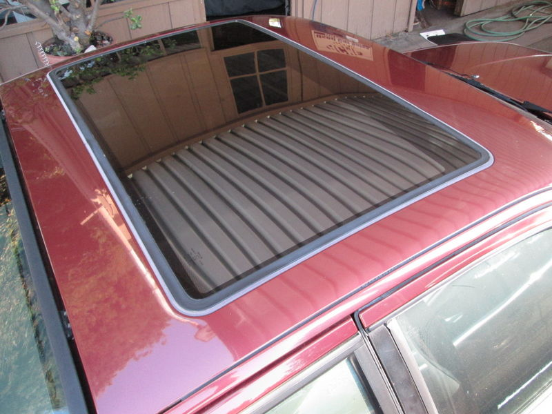 944 glass sunroof for sale pelican parts technical bbs