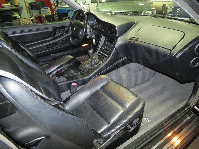FS: 1991 BMW 850i Rare 6-Speed Manual. 66k mi. SoCal