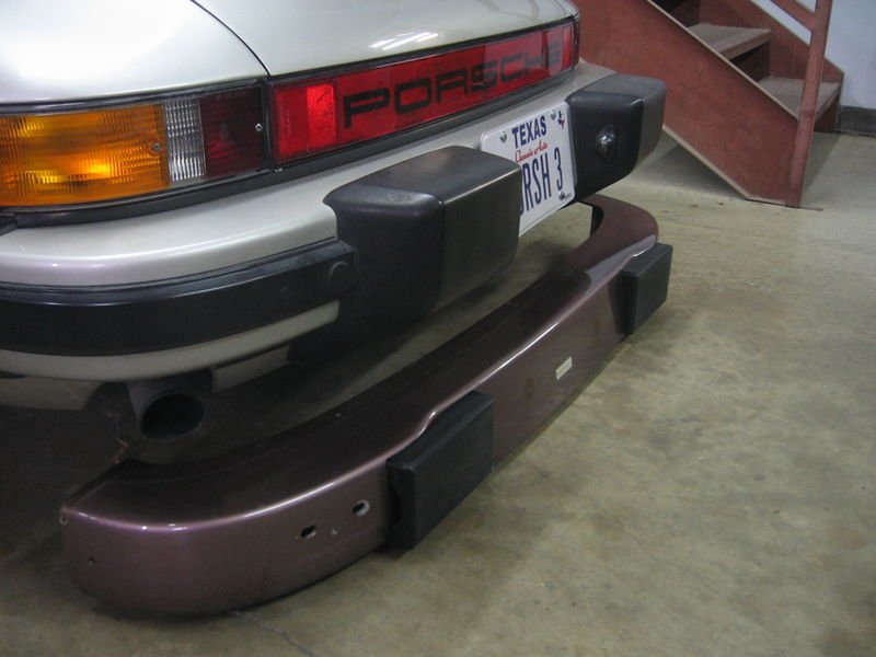Extreme Makeover Carrera Bumper Page 6 Pelican Parts Technical Bbs