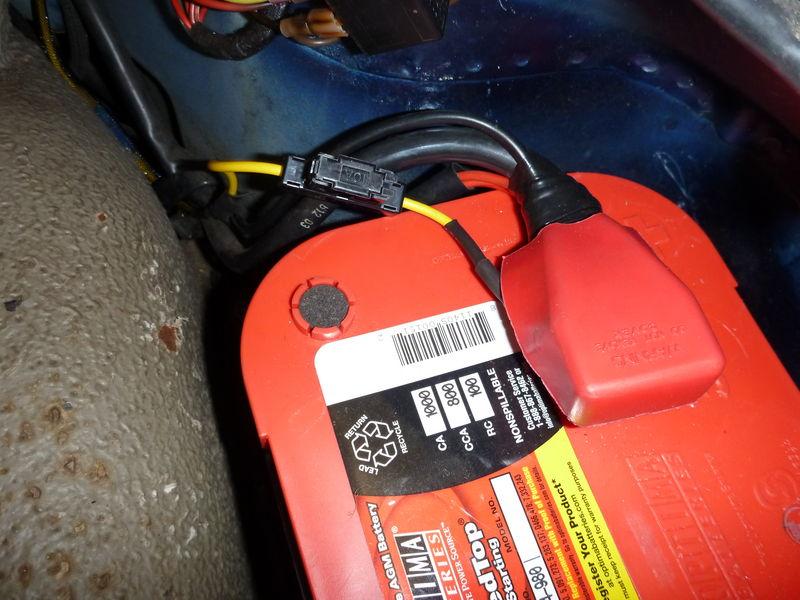 New Under Seat Sub Install - Kenwood Ksc-sw11