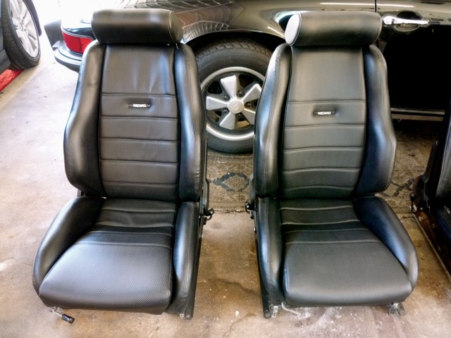 Recaro Sport Seats Pair Quot Ideal S Quot Early 911 Pelican