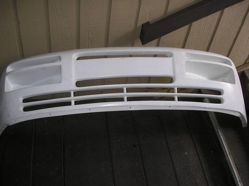 Porsche 944 Turbo Front Fiberglass Parts Pelican Parts