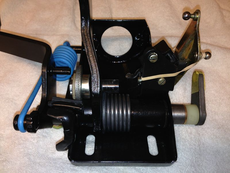 Rebuilt My Pedal Cluster Last Night Pelican Parts Forums
