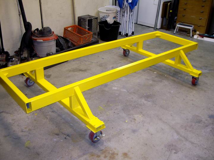 Dimensions Of Metal For Chassis Dolly Pelican Parts Forums