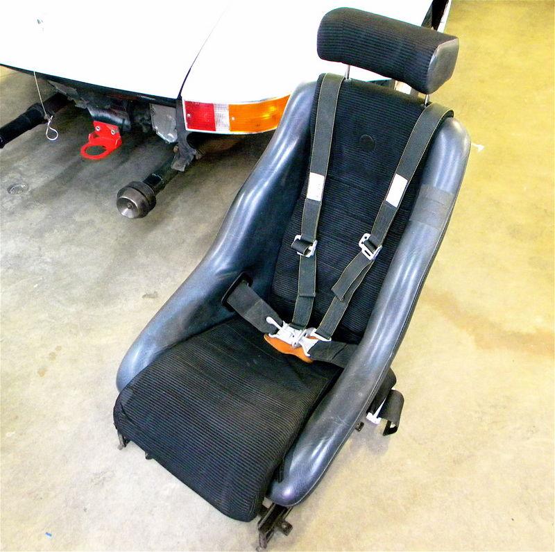 Pelican Parts Forums - View Single Post - Vintage Scheel Race seat w ...