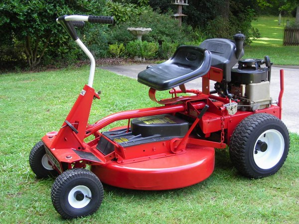 A Riding Mower That Will Last You The Rest Of Your Life