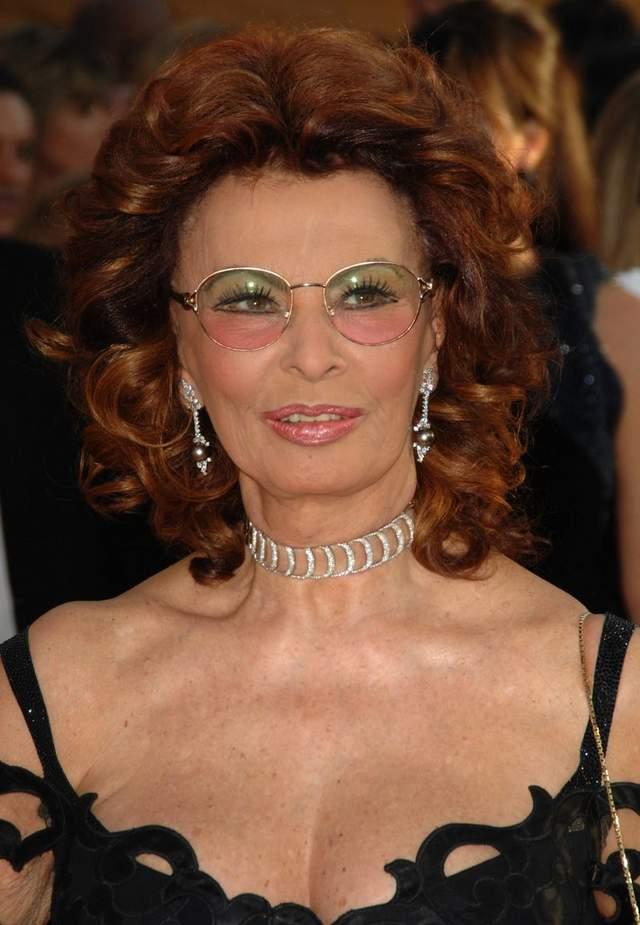 Sophia Loren Ugly Have the Italians ever...