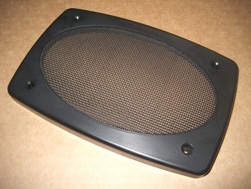 Rear Speaker Covers Pelican Parts Technical Bbs