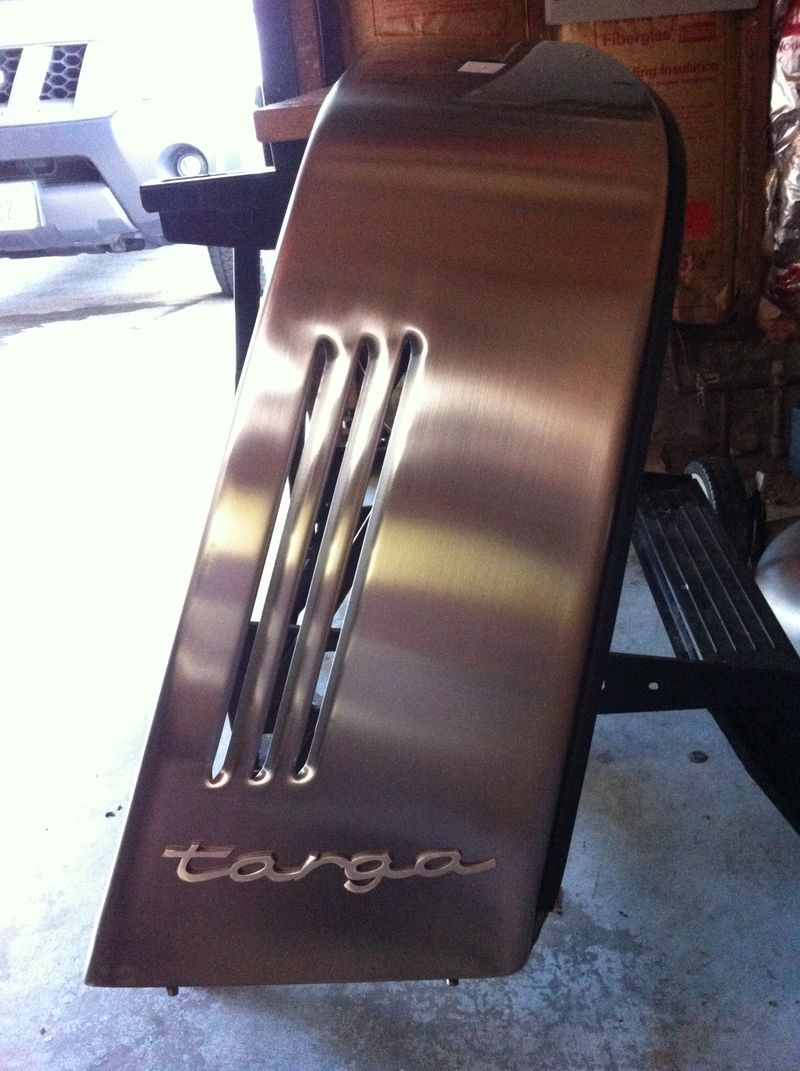 Targa Bar Paint Or Strip For Chrome Look Page 3