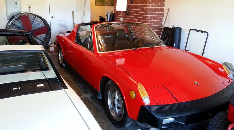 Nice Porsche 914 W All Factory Options Rebuilt Engine To