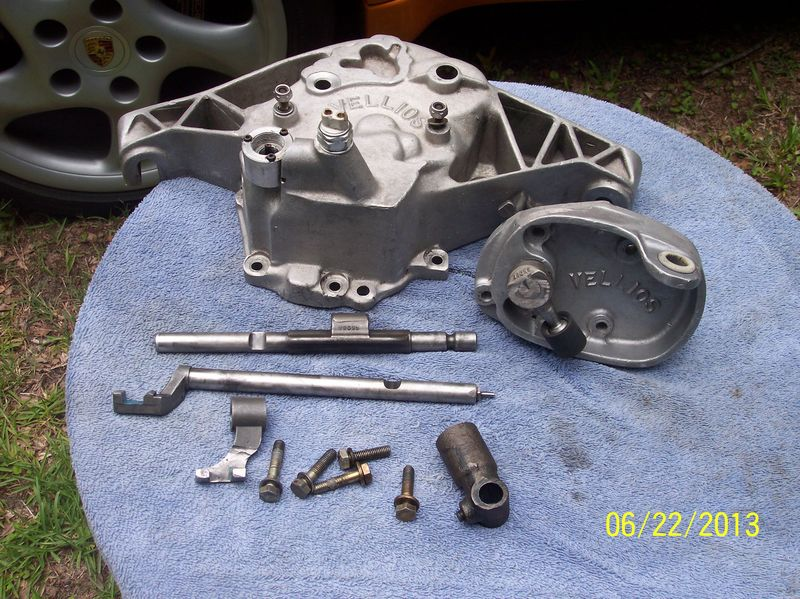 Fs Vellios 915 Side Shift Conversion Kit Pelican Parts