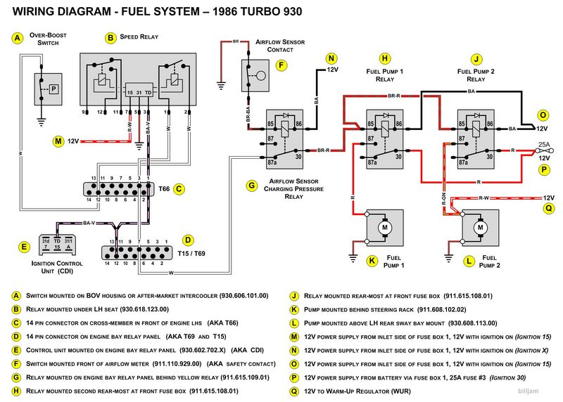 WD+930+fuel+system+86on1366291508  Porsche Cabriolet Wiring Diagram on