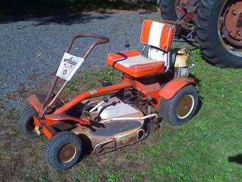 A riding mower that will last you the rest of your life Pelican