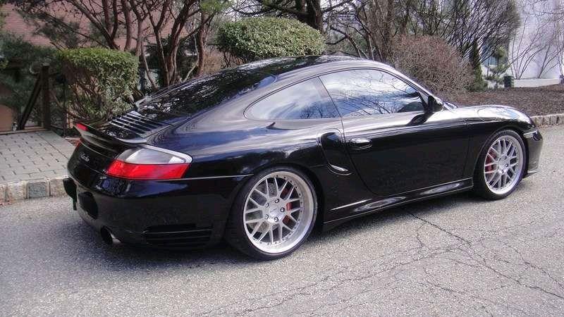 Fs 2002 911 996 Twin Turbo Porsche Evolution 4 High Output