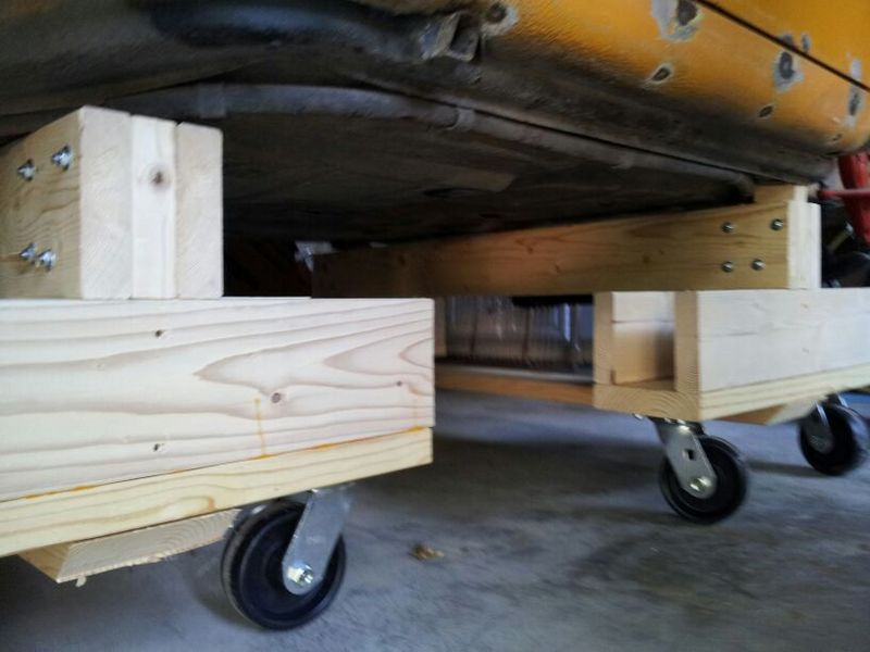 Wooden Chassis Dolly Pelican Parts Forums