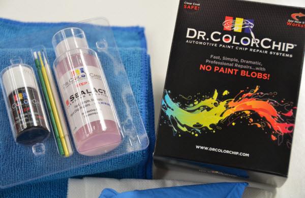 Dr  ColorChip Road Rash Paint Chip Repair Kit Review