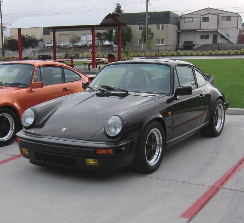 1988 Porsche 911 >> SC front bumper/rear bumper ugrqde pics - Pelican Parts Forums