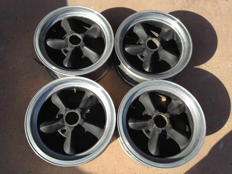fs 4 american racing 15x7 torque thrust d wheels pelican. Black Bedroom Furniture Sets. Home Design Ideas