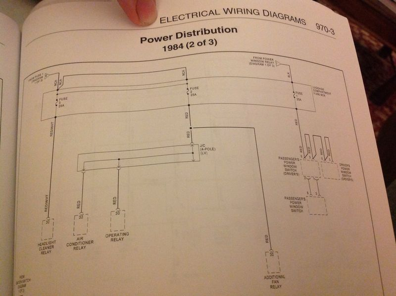 reading wiring diagrams the finer points  pelican parts forums