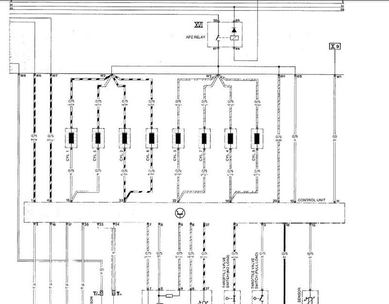 Starts Up And Idles For 3 Seconds Pelican Parts Forumsrhforumspelicanparts: 1986 Bayliner Ciera Wiring Diagram At Gmaili.net