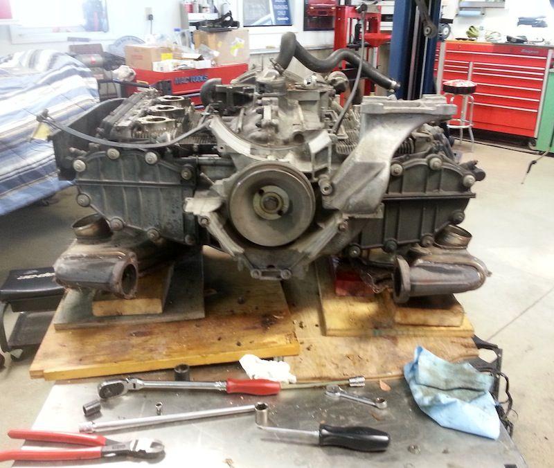 Porsche 997 C2s Engine Problems: Rebuilding My Engine This Week...