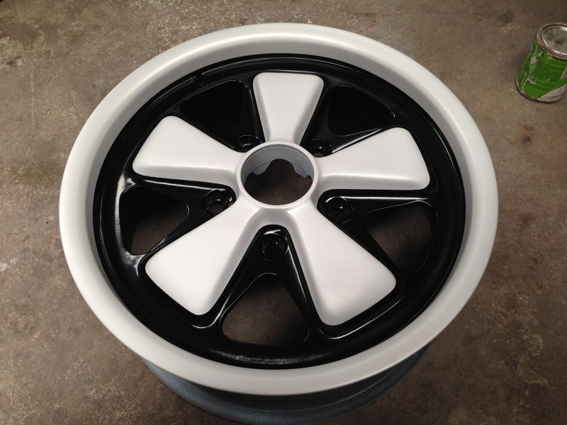 Just Re Finished My Fuchs Wheels Rsr Style Pelican Parts