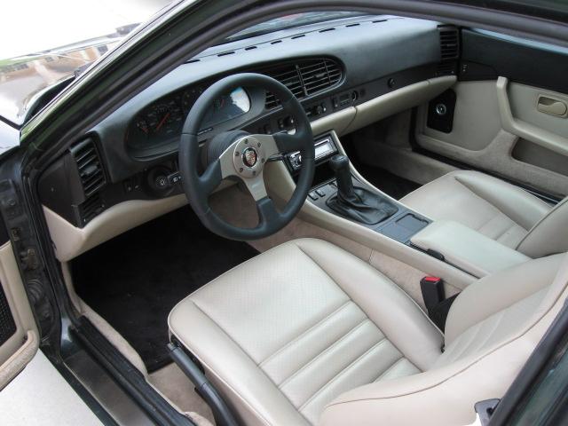 Making an interior color code list please help pelican for Porsche 924 interieur