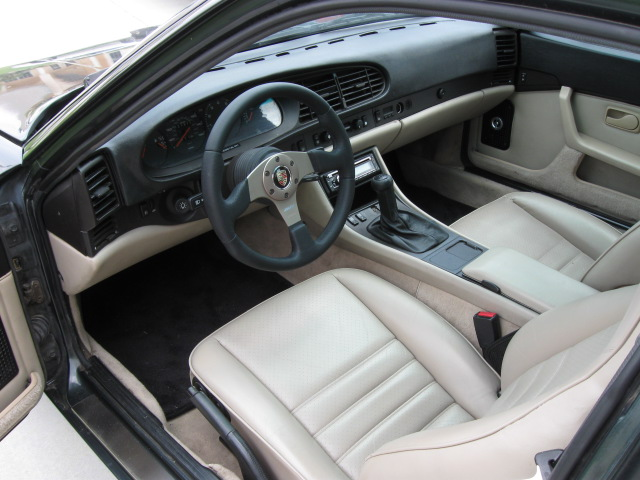 Picture of the best looking 944 you have seen page 4 for Porsche 944 interieur