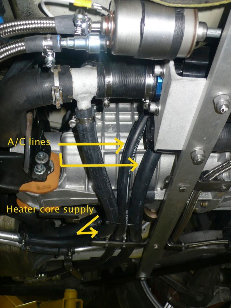 V8 Swap Cooling System Anticipation Pelican Parts Forums