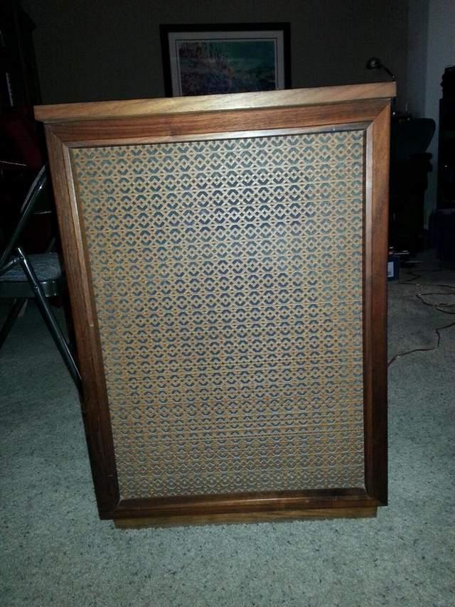 Anyone Know Vintage Jbl Speakers What Did I Buy