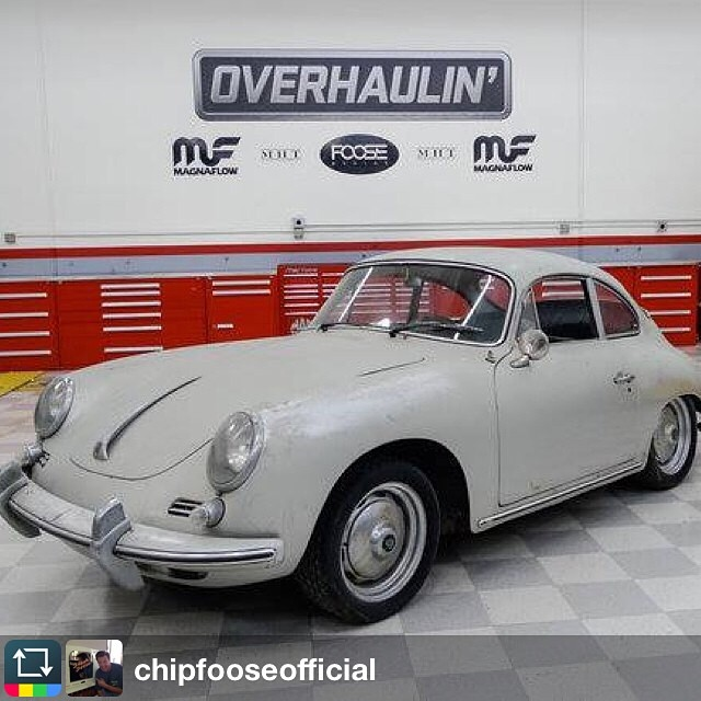 Chip Foose Just Destroyed A 356 Pelican Parts Technical Bbs
