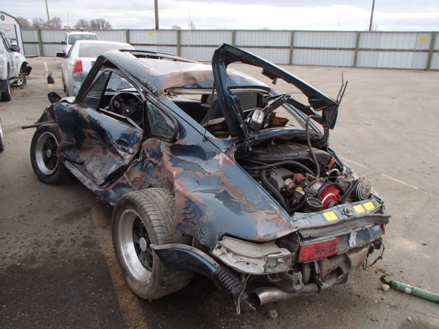 Salvage Porsche 930 - Page 2 - Pelican Parts Forums