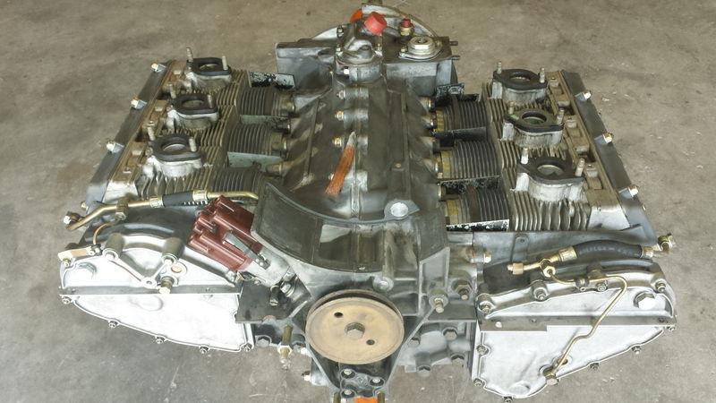 Ery Nice Porsche Engine 911 914 6 2 2l 1970 Long Block
