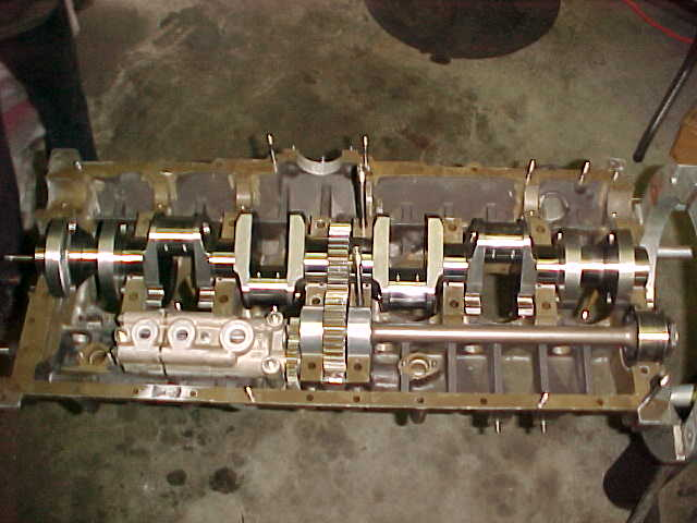 Building a 917 engine help pelican parts forums for Pump motor repair near me