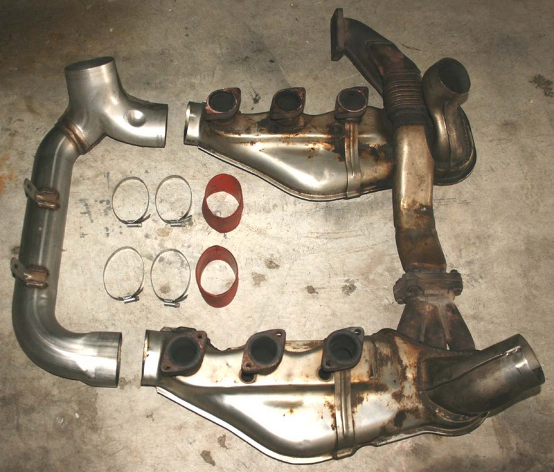 Porsche Boxster Engine Heat: 3.0 SC Vs 3.2 Carrera: Exhaust Differences