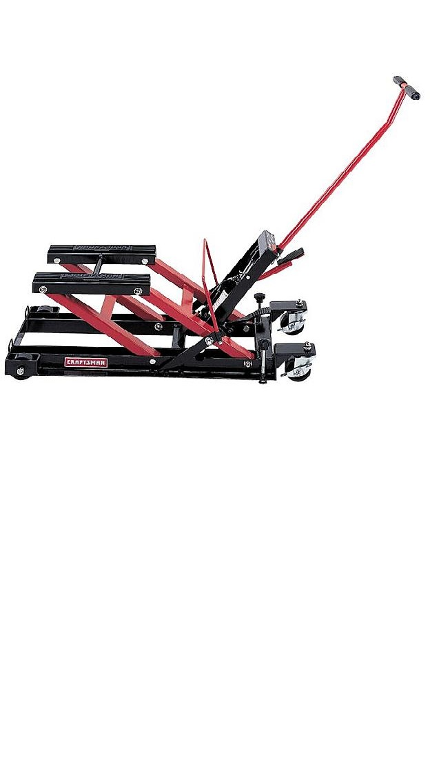 Transmission jack for Engine and tranny removal - Pelican ...
