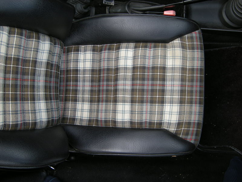 Post yer pics of fabric seats. - Page 2 - Pelican Parts Forums