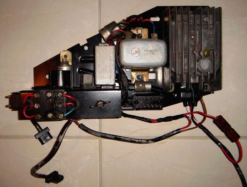 73 5 Voltage Regulator Wiring