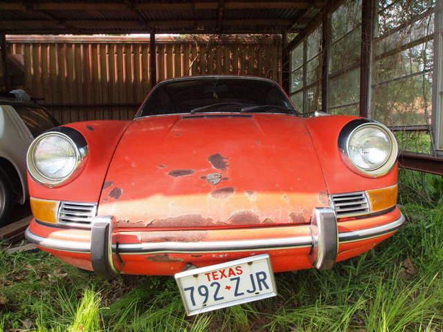1969 Porsche 912 Complete In Texas Pelican Parts