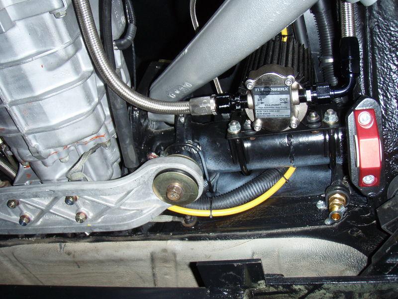 TT conversion and oil drain? - Pelican Parts Forums