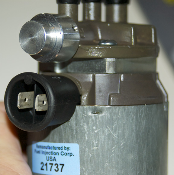 Anyone ever replace the fuel pump? - Pelican Parts Forums