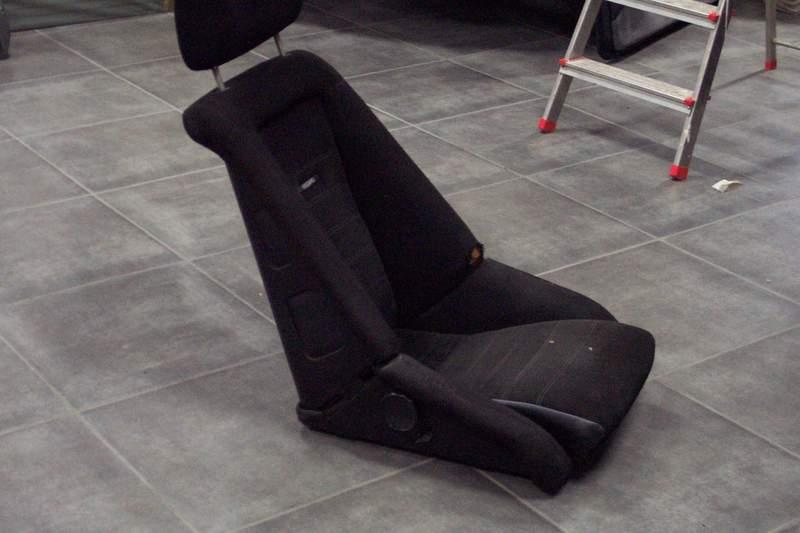 wtb recaro rally ii seat pelican parts technical bbs. Black Bedroom Furniture Sets. Home Design Ideas