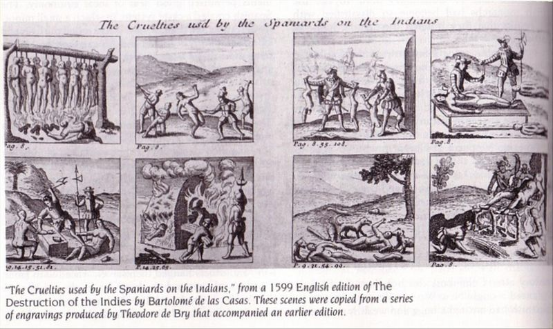 brief account of the devastation of A short account of the destruction of the indies (spanish: brevísima relación de la destrucción de las indias) is an account written by the spanish dominican friar bartolomé de las casas in 1542 (published in 1552) about the torture, mistreatment and genocide of the indigenous peoples of the americas in.