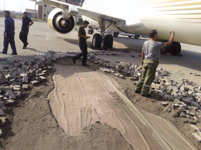 Runway, Taxiway, and Apron Paving - Pelican Parts Forums