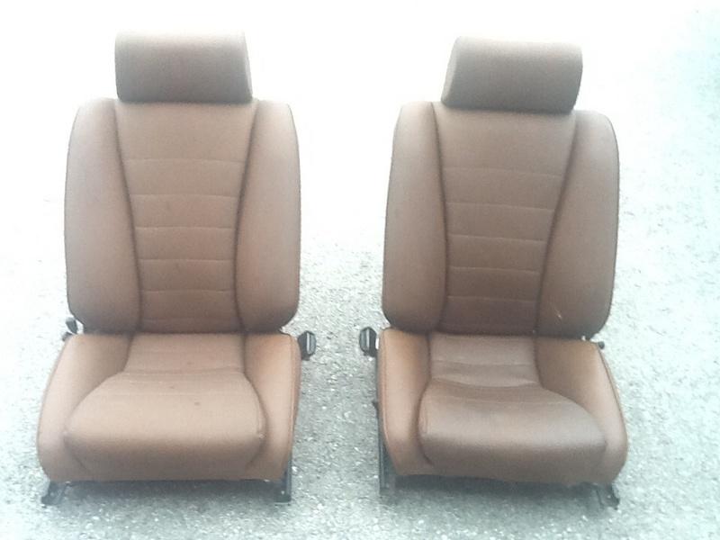 for sale porsche recaro sport seats for 1969 73 pelican. Black Bedroom Furniture Sets. Home Design Ideas
