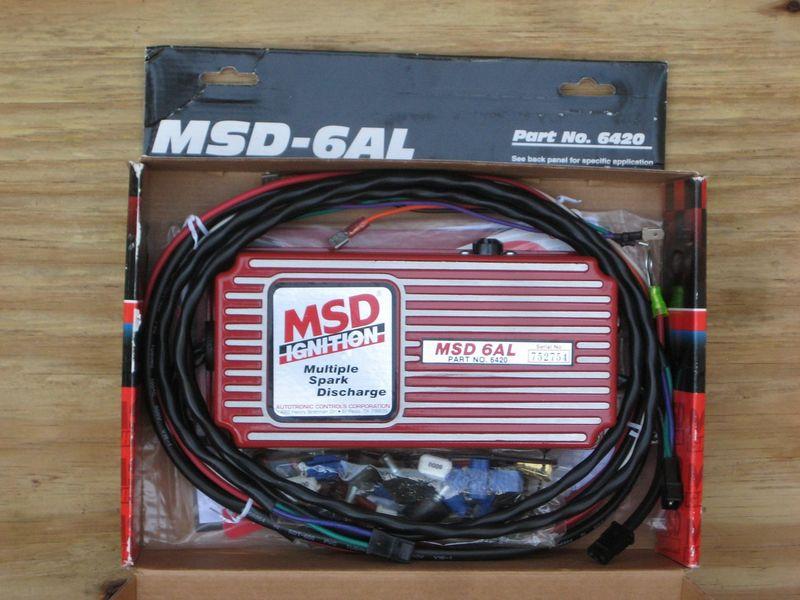 msd 6420 wiring solidfonts msd 6al 6420 wiring diagram race car nilza net