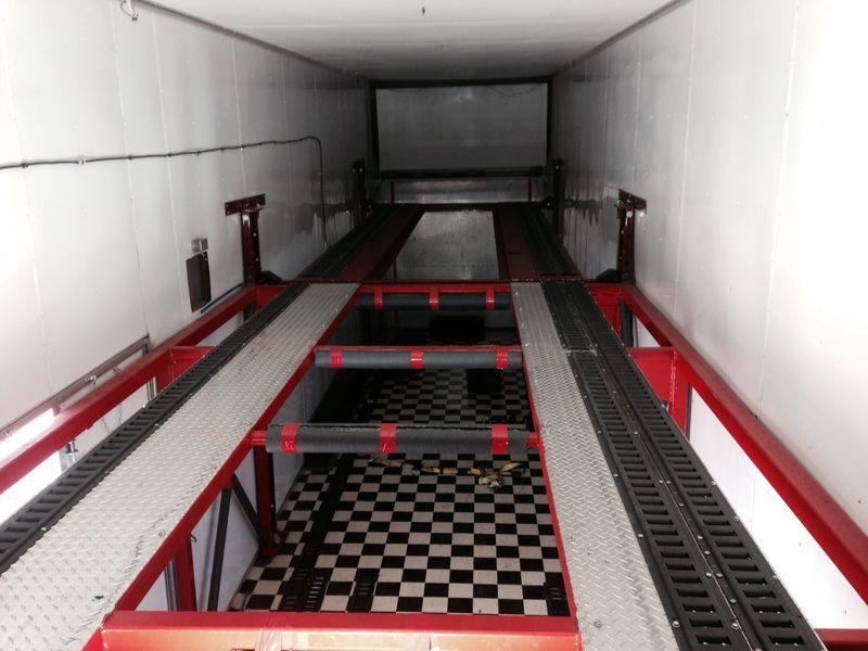 Cars For Sale In Las Vegas >> 4 car enclosed stacker trailer - Pelican Parts Forums