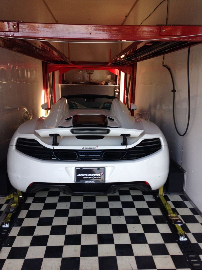 Used Cars For Sale Las Vegas >> 4 car enclosed stacker trailer - Pelican Parts Forums