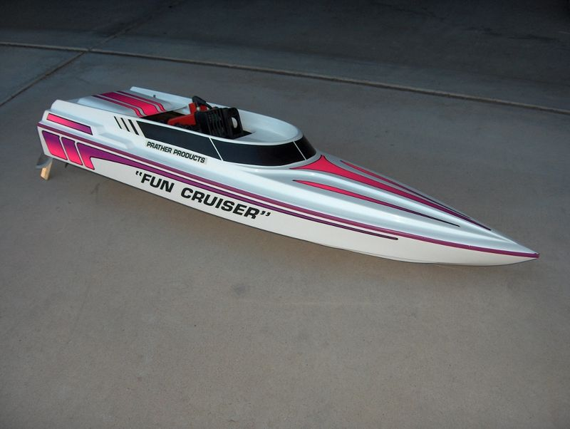 gas weedeater RC boats - Pelican Parts Forums
